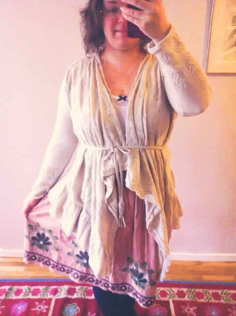 timeout wrap cardigan