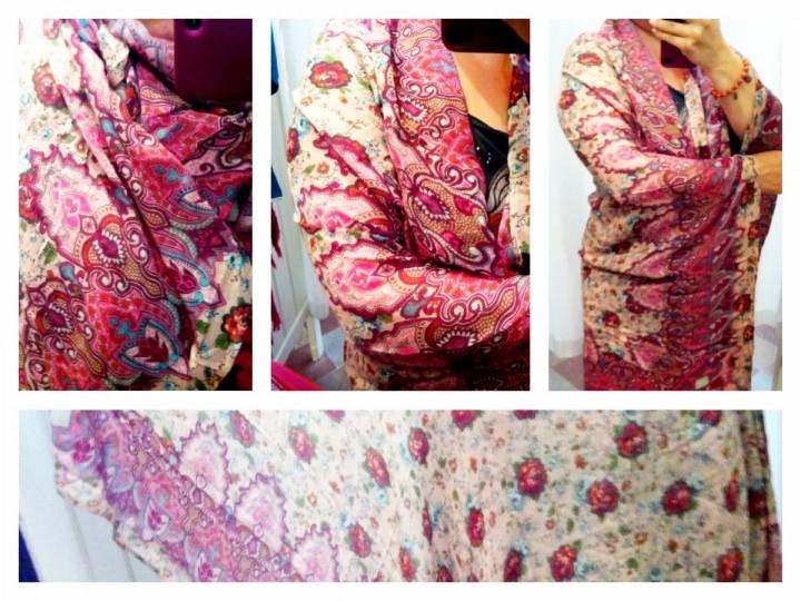 print wowen scarf